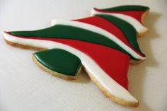 Christmas Sugar Cookie: Stocking, Elf Hat, and Tree Dozen Cookies) Butter Cookies Christmas, Christmas Tree Cookies, Christmas Desserts, Christmas Cookies, Christmas Candy, Christmas Wishes, Gingerbread Cookies, Christmas Ideas, Surger Cookies Recipes
