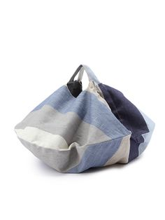 Linen Circle Bag