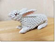 3D Origami - rabbit