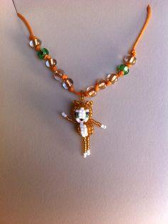 Minecraft Inspired Stampylongnose Stampy Cat Necklace