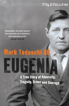 Eugenia by Mark Tedeschi | Angus & Robertson Bookworld | Books - 9781922052292