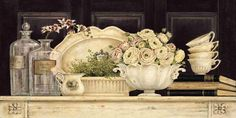 Creamware Collection - Ranunculus (Kathryn White)