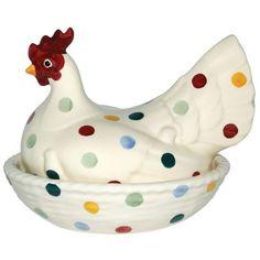 Bridgewater Pottery Hen