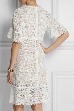Chloé | Guipure lace dress | NET-A-PORTER.COM