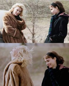 Carol and Therese