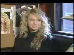 Taylor Swift Interview 2007. This is the cutest video omg. Tyalor has the curls! and her little Southern accent and it's just adorable <3
