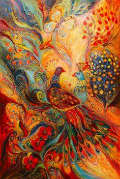 The Magic Garden | Elena Kotliarker