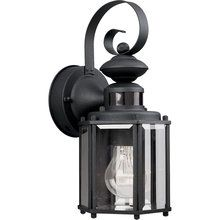 View the Progress Lighting P5662 Energy Star Rated Traditional / Classic 1 Light Outdoor Wall Sconce from the Motion Sensor Lanterns Collection at LightingDirect.com.
