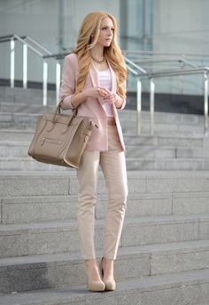 22 Spring Work Outfits For Girls