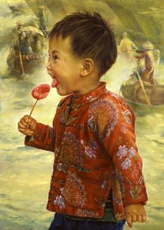 Wow, Sweet!-Wai Ming (1938, Chinese)