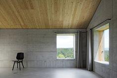 concreto/ madeira