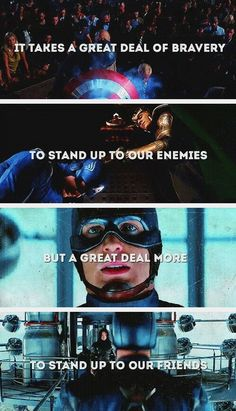 From Harry Potter to the Marvel-verse, it stands true. /// Was thinking this while watching Cap fight Buckey ... Winter Soldier, Bucky, X Men, Crossover, Marvel Universe, Captain America, Marvel Dc, Star Trek, Avengers