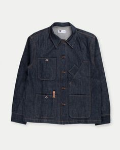 // coverall jacket