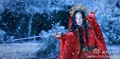 JoleCole's Station: The Most Gorgeous Lady in Yu Zheng's Return of the Condor Heroes has a 10+ Minute Cameo Role