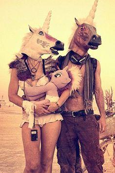 Insane Burning Man Fashion Takes Street Style to a Whole New Level -Cosmopolitan.com