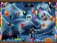 Happy Halloween Birthday Party