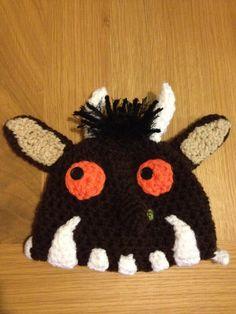 Gruffalo hat Gruffalo Pinterest Hats