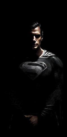 Superman Black Suit, Superman Man Of Steel, Justice League, Black Suits, Dc Universe, Best Funny Pictures, Marvel Dc, Make Me Smile, Dc Comics