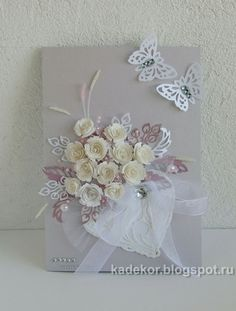 Diy Cards, Three Dimensional, Birthday Cards, Projects To Try, Shabby Chic, Gift Wrapping, Scrapbook, Envelopes, Quotes