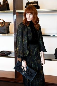 Florence Welch. Her hair color, among other things, is absolutely flawless!