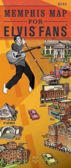 Memphis, Tennessee, for Elvis Fans by Good Foot Enterprises
