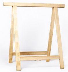 Mesa Cavalete - Como fazer mesa com cavalete - Onde Comprar Cavalete