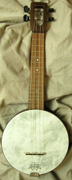 The firefly. What a fun little banjo Uke with great sound. Can't wait to get one!