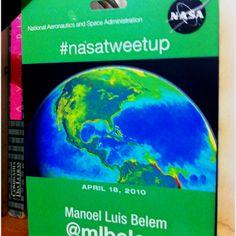 NASA Earth Tweetup Day  Washington DC