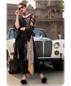 Buy Multi Color Georgette Pakistani Suit Online Shopping, Ethnic Fashion, Womens Fashion, Pakistani Designers, Pakistani Suits, Lehenga Choli, Indian Dresses, Salwar Kameez, Designing Women