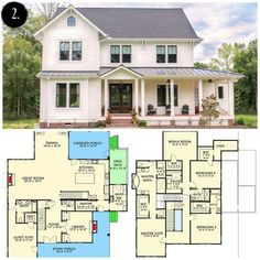 modern farm house plans modern farmhouse floor plans i love rooms for rent b modern house plans small lot Farmhouse Layout, Modern Farmhouse Plans, Farmhouse Design, Fresh Farmhouse, Farmhouse Style, Farmhouse Decor, Victorian Farmhouse, Farmhouse Remodel, Loft Floor Plans