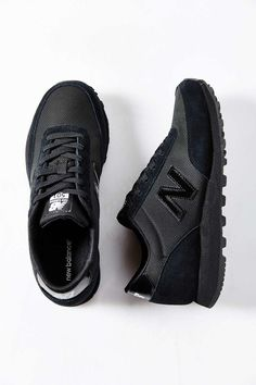 New Balance X UO Black 501 Running Sneaker - ShopStyle Athletic Shoes Nb Sneakers, Basket Sneakers, Running Sneakers, Running Shoes, Black Sneakers, Black Shoes, Crazy Shoes, Me Too Shoes, Men's Shoes