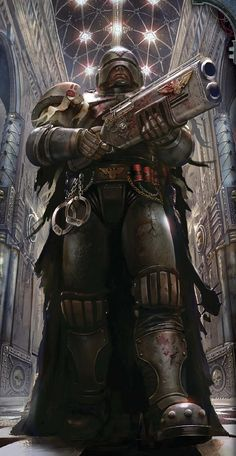 a-40k-author:  Arbitrator. Prepare to be judged.... Harshly.