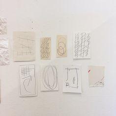 """shantisheaan: """"Scribble drawings """""""