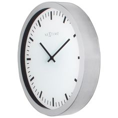 Zegar ścienny Magic Stripe - NEXTIME - DECO Salon #wallclock #clock #giftidea