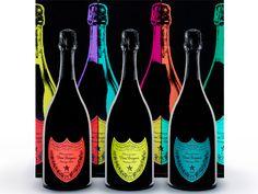 Dom Pérignon ドン・ペリニヨン x Andy Warhol アンディ・ウォーホル