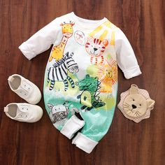 Check out this great stuff I just found at PatPat! Baby Outfits Newborn, Baby Boy Outfits, Kids Outfits, Baby Girl One Pieces, Baby Painting, Cute Baby Pictures, Baby Bloomers, Baby Cartoon, Matching Family Outfits