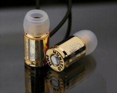Bullet Ear Plugs