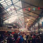 St Georges Market, Belfast.