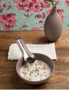soupe poulet vermicelles lait de coco thumb Recette de soupe thaïlandaise au lait de coco à ma façon