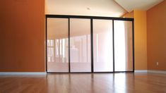Whatever your taste, The Sliding Door Company has a room divider to meet your needs. Our shoji/glass room dividers are designed to turn an open space into multiple rooms without the hassle of closing it in with drywall. Interior Sliding Glass Doors, Sliding Door Room Dividers, Fabric Room Dividers, Room Divider Doors, Sliding Wardrobe Doors, Room Doors, Sliding Doors, Barn Doors, Apartment Interior