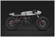 Moto-Mucci: DAILY INSPIRATION: Yamaha Scorpio by Thrive Motorcycles