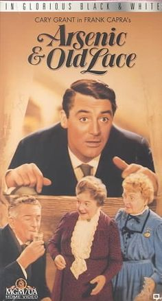 Love this movie, so much fun.  and Cary Grant was so funny.
