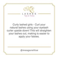 Get those little curly lashes under control girls!! This hot tip comes from the gorgeous @_sophia_louise_ ! Thanks so much for sharing your lash tips with me, hope this will help some girls out who are struggling with this! 💖💖💖 Comment below If you have any tips and tricks of how you apply your lashes! Xx