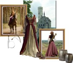 """Medieval Archeress"" by cozy246 on Polyvore  CLICK THE PIC and Learn how you can EARN MONEY while still having fun on Pinterest"