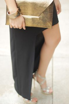 Lace and Lipstick Stains: Tip: Rules of Mixing Gold and Silver