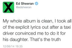 Ed is such a freaking jem
