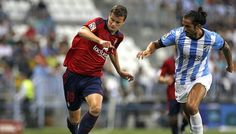 Malaga vs Osasuna en vivo   Futbol en vivo - Malaga vs Osasuna en vivo. Canales TV Malaga vs Osasuna en vivo y en directo enlaces para ver online a que hora juegan fecha y datos del partido.