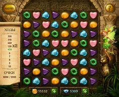 Prepuzzle - HTML5 game for iPad by Dmitriy Fomenko, via Behance