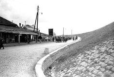 Prilaz starom zeleznickom mostu