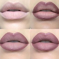 """One of our popular combos is Younique's """"Pouty"""" lip liner with """"Loveable"""" lip gloss on top. Gorgeous and not too bright. Great if you want just a touch of color to brighten up your look! Our lip liners are waterproof and help keep those lines from bleeding! Find them both at www.flashMYlashes.com #glutenfree #crueltyfree #lipliner #lipgloss #cosmetics #makeup #motd"""